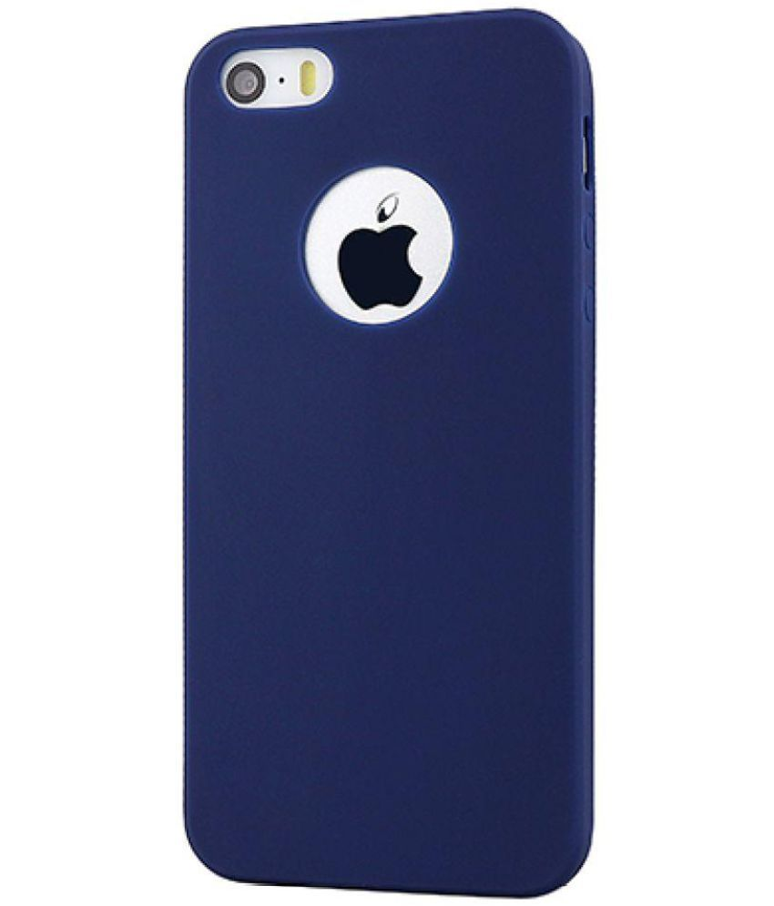brand new 67aef c4ffb Apple iPhone 5S Cover by Egotude - Blue