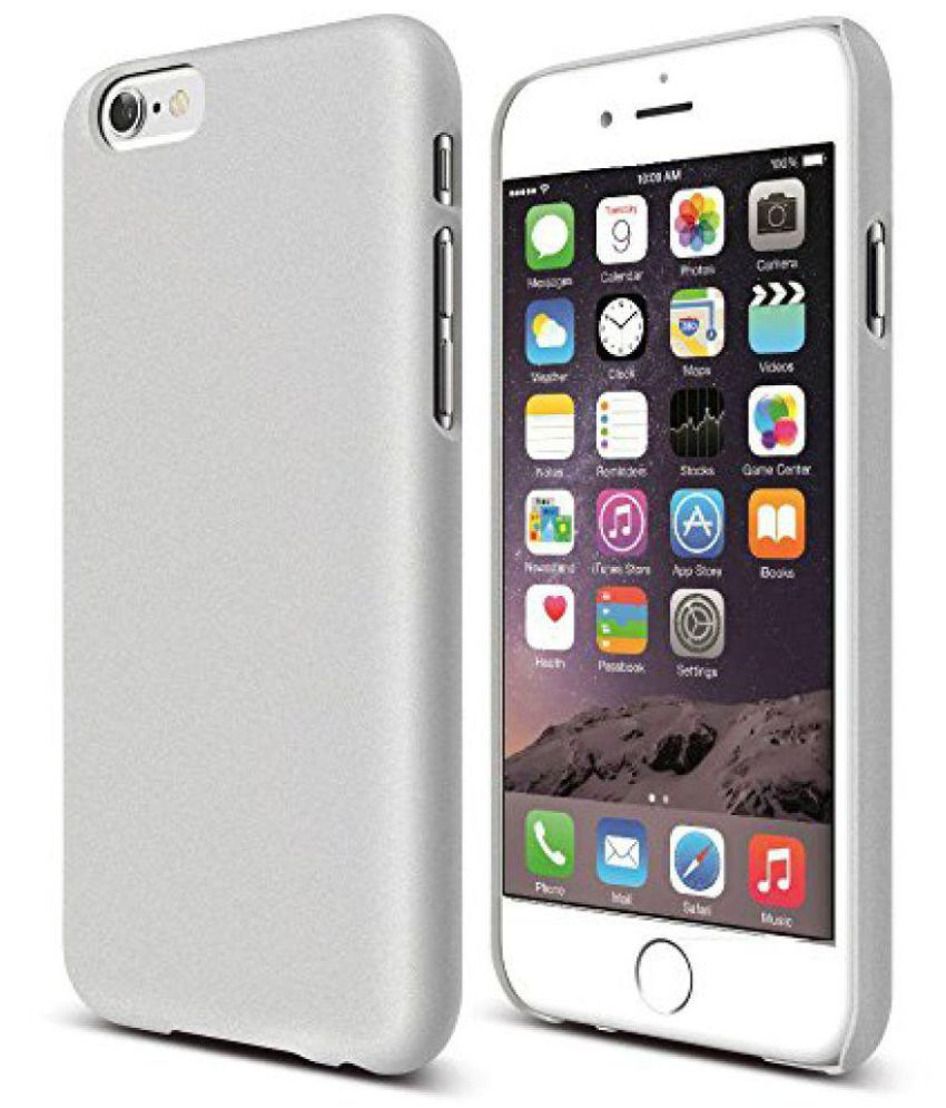 Apple iPhone 6 Cover by Mtt - Silver