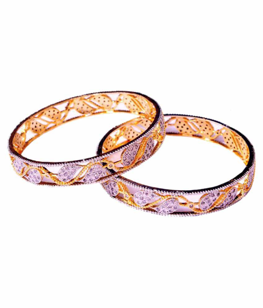 Indian Industries Multicolor Bangle Set