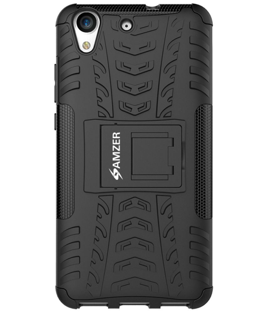 the latest 7ff67 43c4c Huawei Honor Holly 3 Cover by AMZER - Black