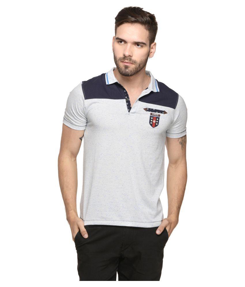 Mode Vetements Multi Henley T-Shirt