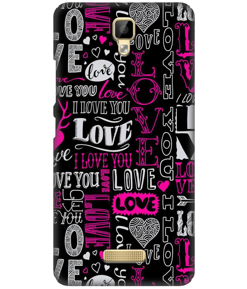 Gionee P7 Max Printed Cover By LOL