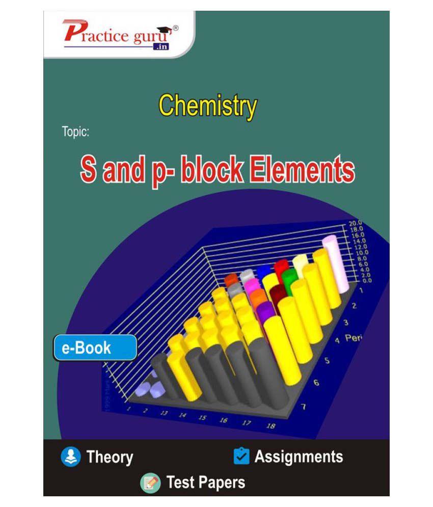 pdfs elements s block chemistry