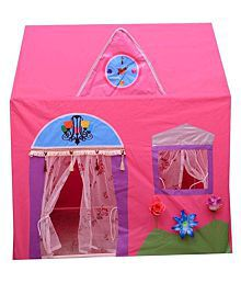 Latest Pink Queen Palace Tent for kids house