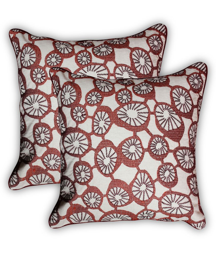 Vista Set of 2 Cotton Cushion Covers