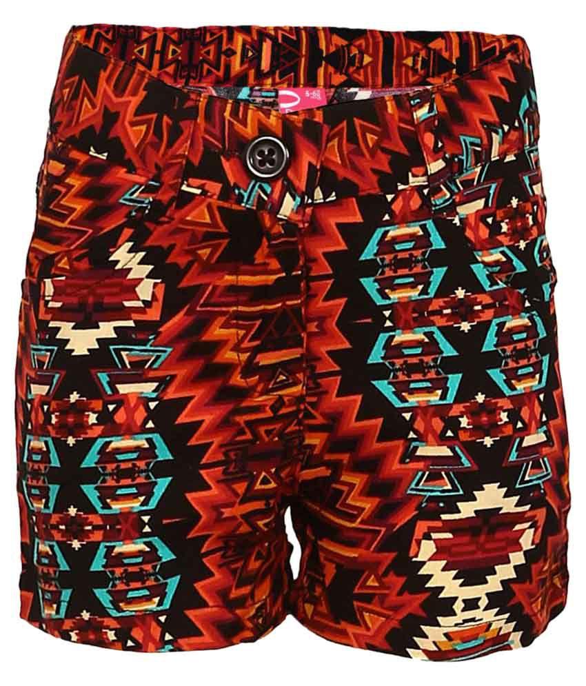 Dreamszone Multicolor Shorts