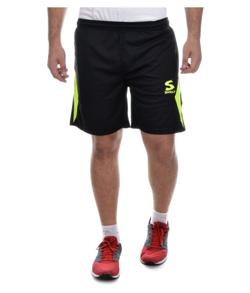 Surly Black Shorts