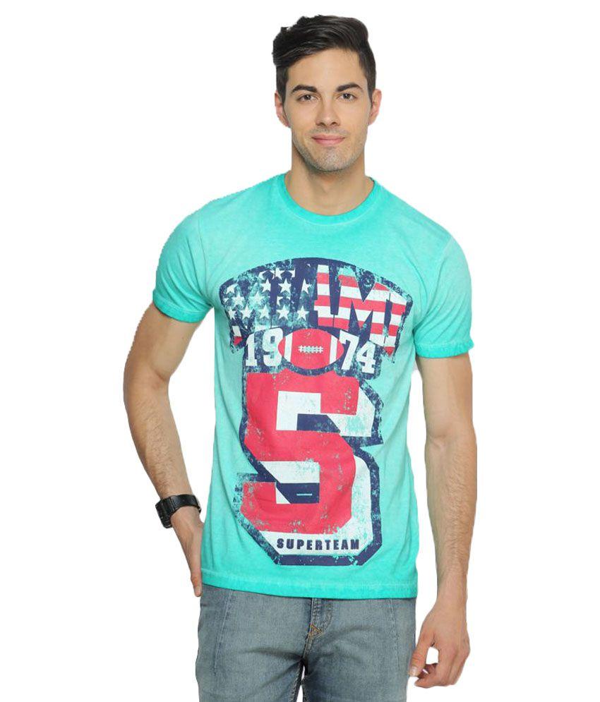 Ferrous Jeans Multi Round T-Shirt