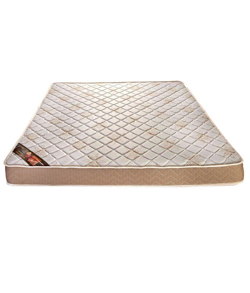 englander nature s finest 15 25 cm 6 latex rebonded foam mattress