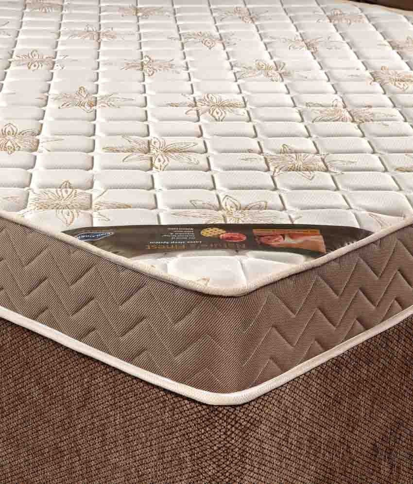 englander nature s finest 15 25 cm 6 latex rebonded foam mattress
