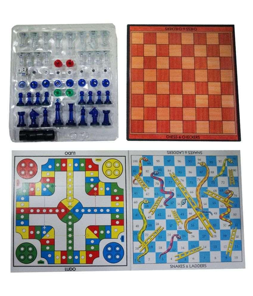 Muren 13 In 1 Family Board Game
