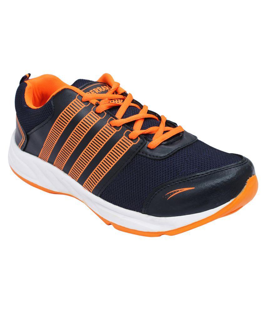 Perrari M24 Orange Running Shoes