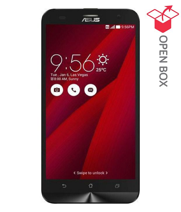 Open Box Asus Zenfone 2 Laser 5.5 ze550kl 16  GB Red available at SnapDeal for Rs.8199