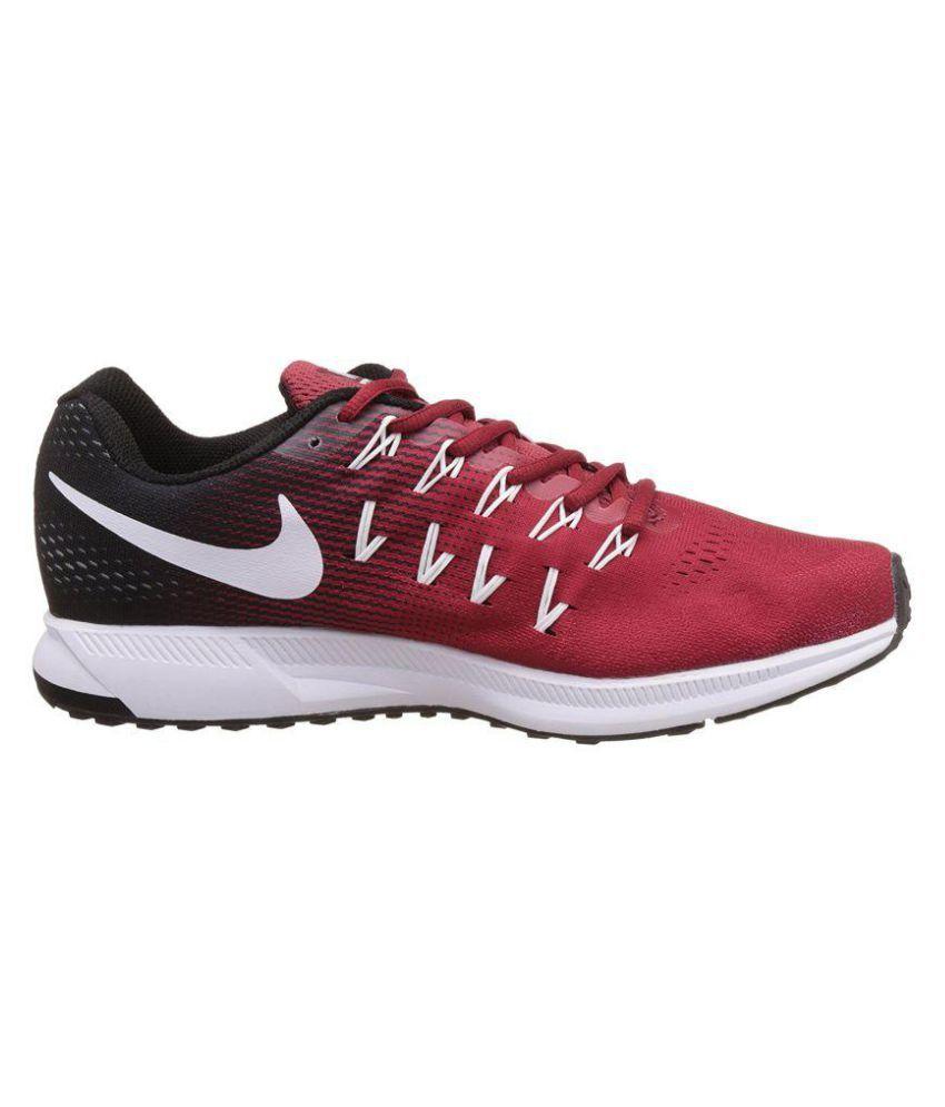 d9985465d64b Nike Pegasus 33 Red Running Shoes - Buy Nike Pegasus 33 Red Running ...