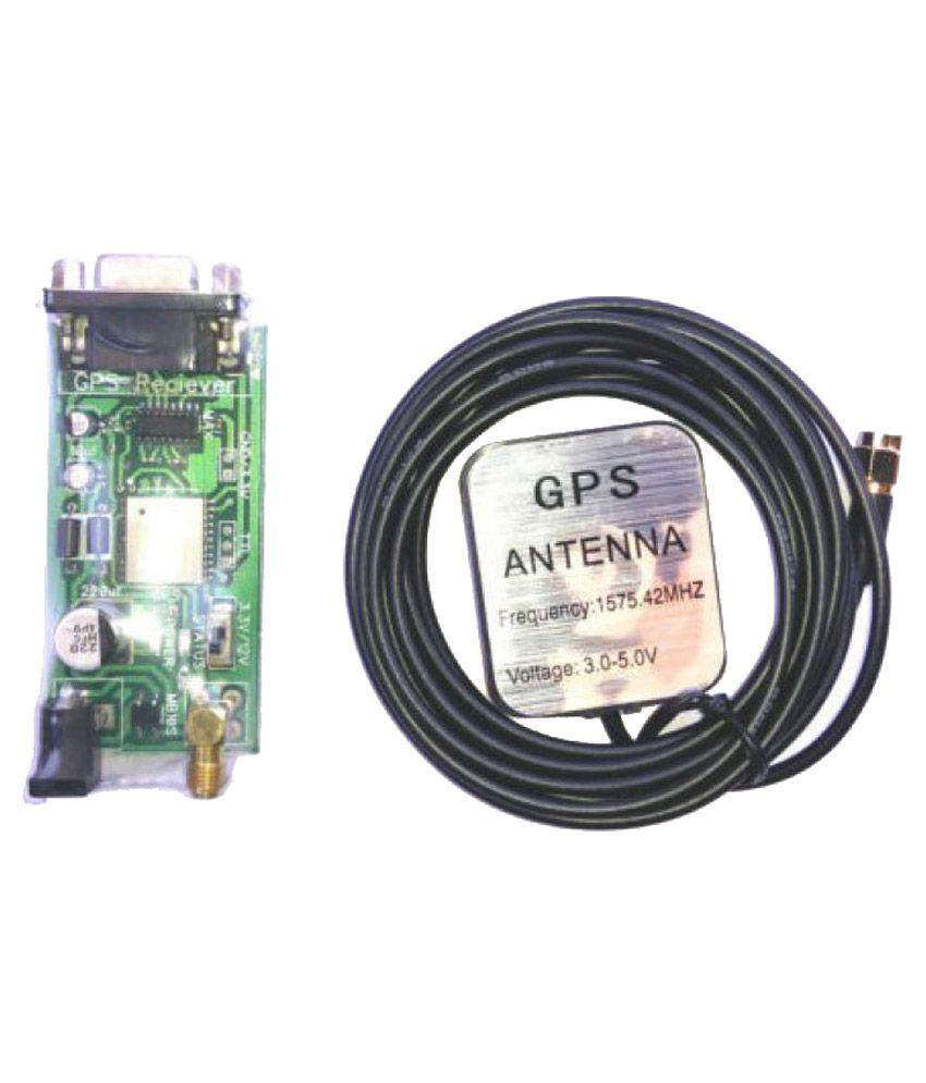 Robodo Skgbl Gps Receiver Module With Gps Antenna For Arduino