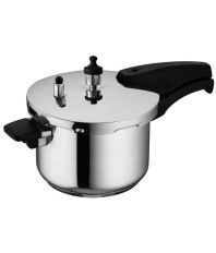 Wonderchef Secura 4  3 Ltrs Stainless Steel OuterLid Pressure Cooker