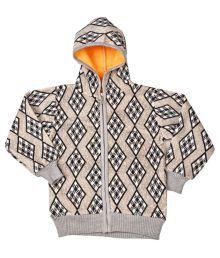 Lol Or Land Of Littles Velvet Multi Color Infant Jacket
