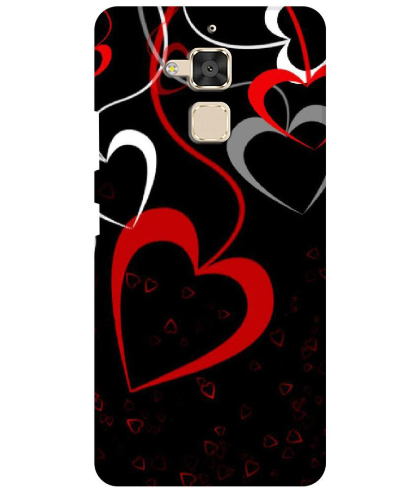 Asus ZenFone 3 Max ZC520TL Printed Cover By SWANK THE NEW SWAG
