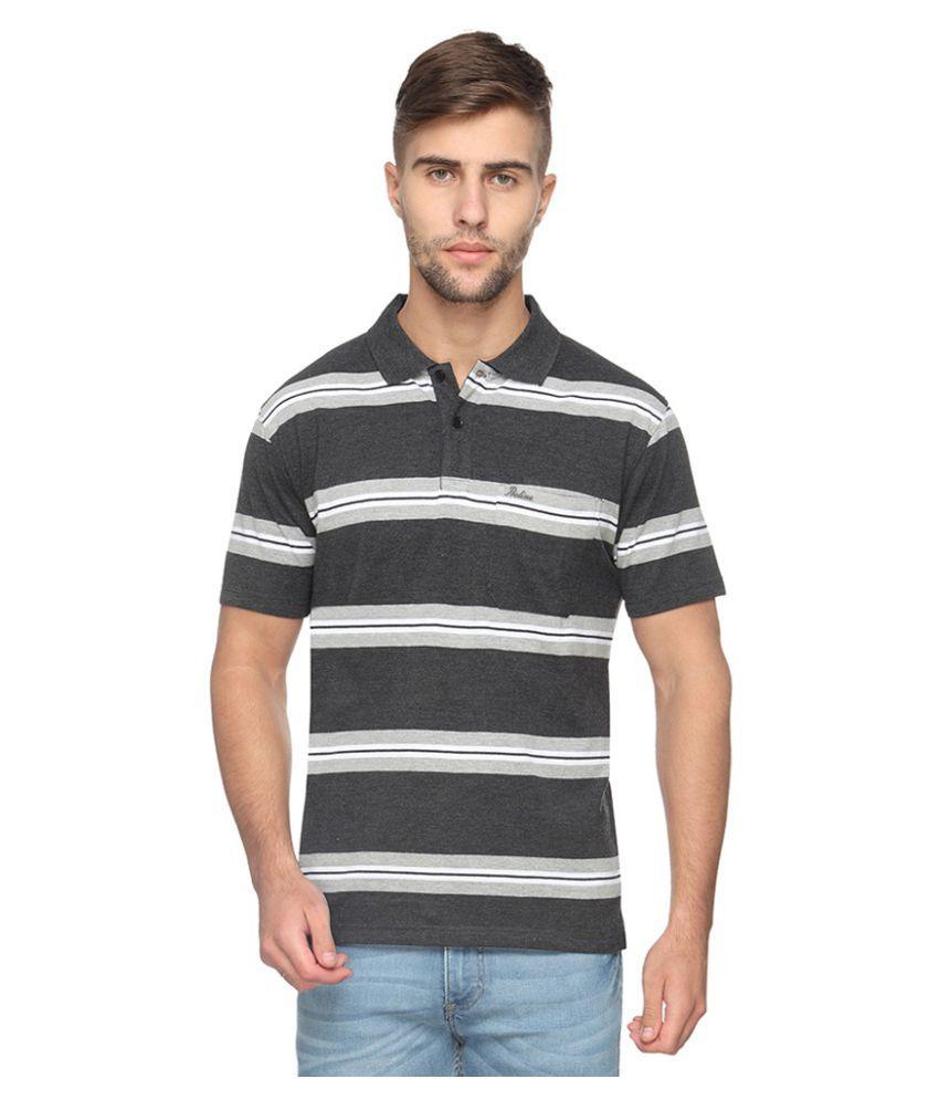 Proline Multi Regular Fit Polo T Shirt