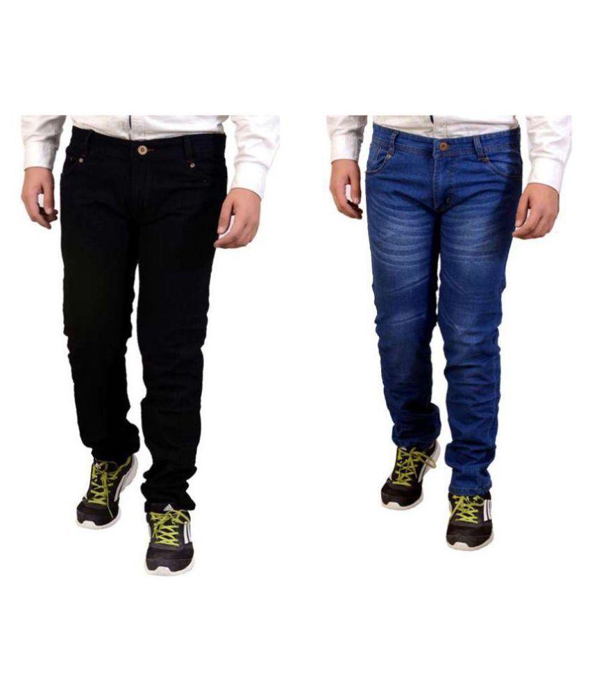Loui-E-Ville Multi Skinny Jeans