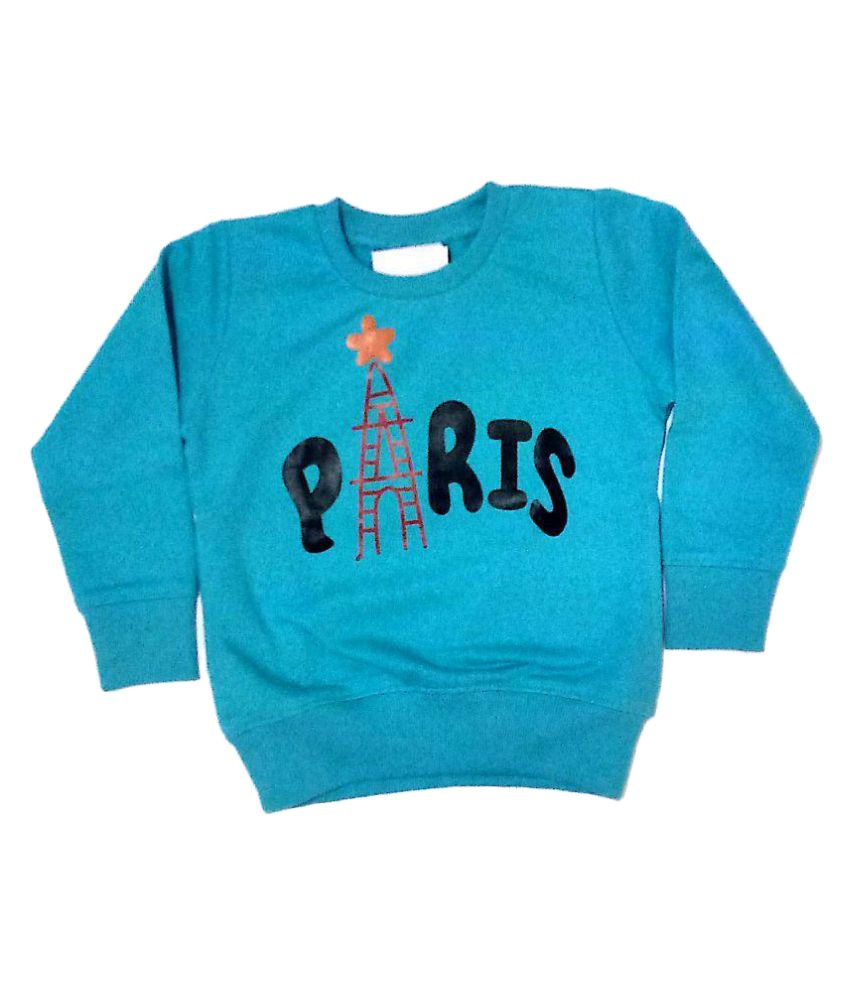 Cuddlezz Girls Sweatshirt