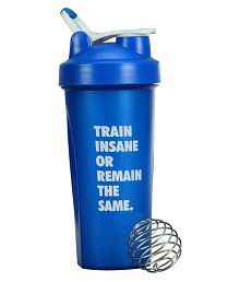 Eworld Crossfit Shaker Bottle Blue
