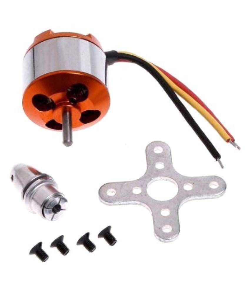 KIMAGINATIONS A2212 1000KV Brushless Motor 30A ESC 1045
