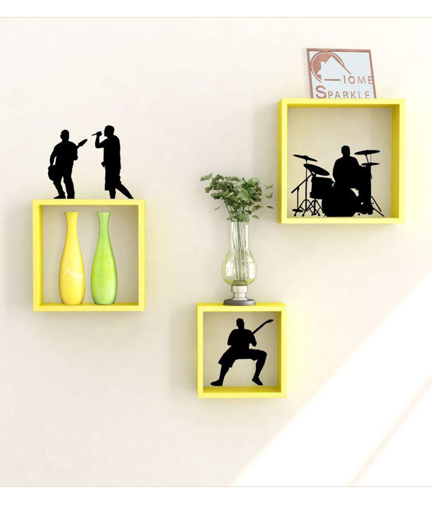 Trendy Ile Floating Shelf/ Wall Shelf / Book Shelf / Storage Shelf ...
