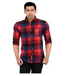 Vita Casual Multi Casuals Slim Fit Shirt - 643945166199
