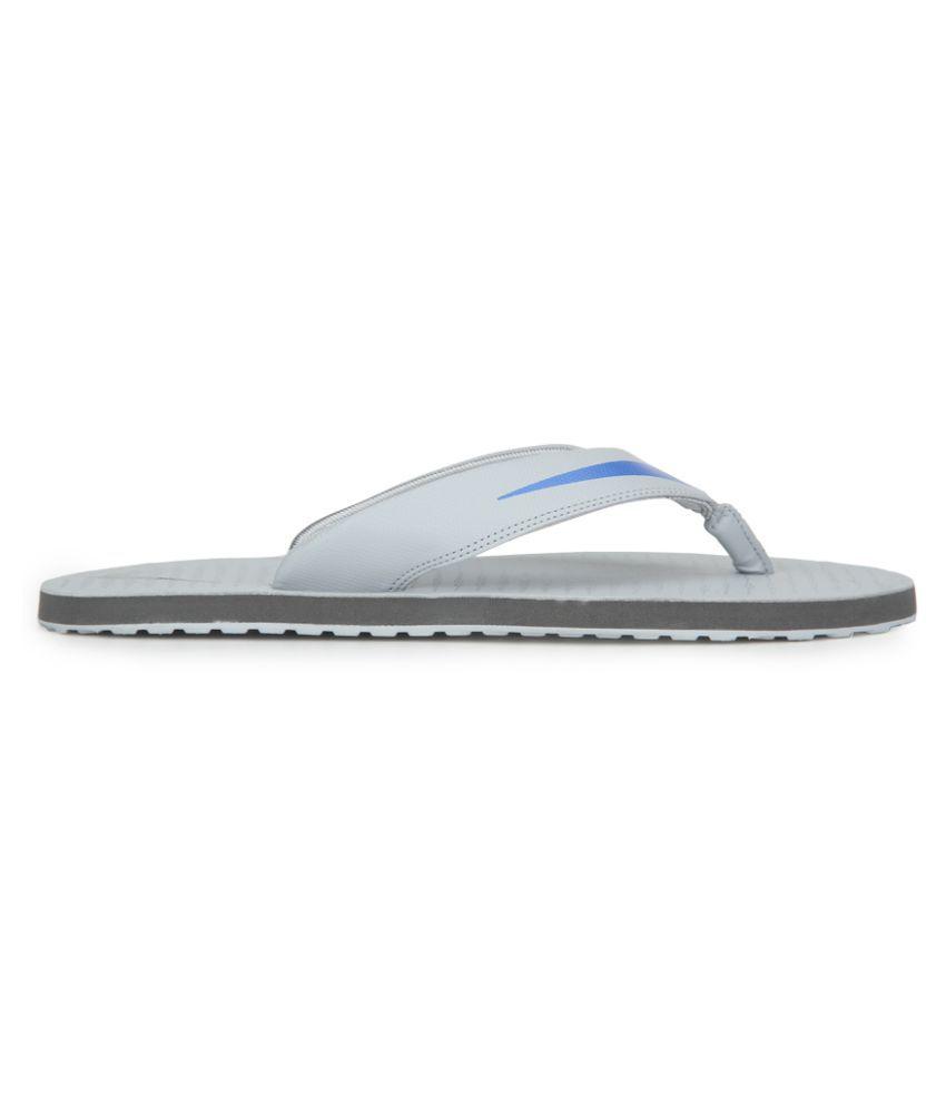6649e1e78270 Nike CHROMA THONG 5 White Thong Flip Flop Price in India- Buy Nike ...