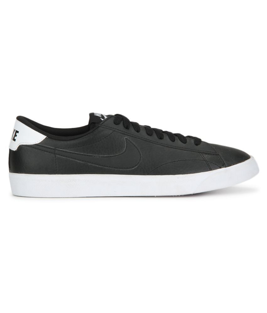 big sale 596b6 397d3 ... Nike Tennis Classic AC Black Casual Shoes ...