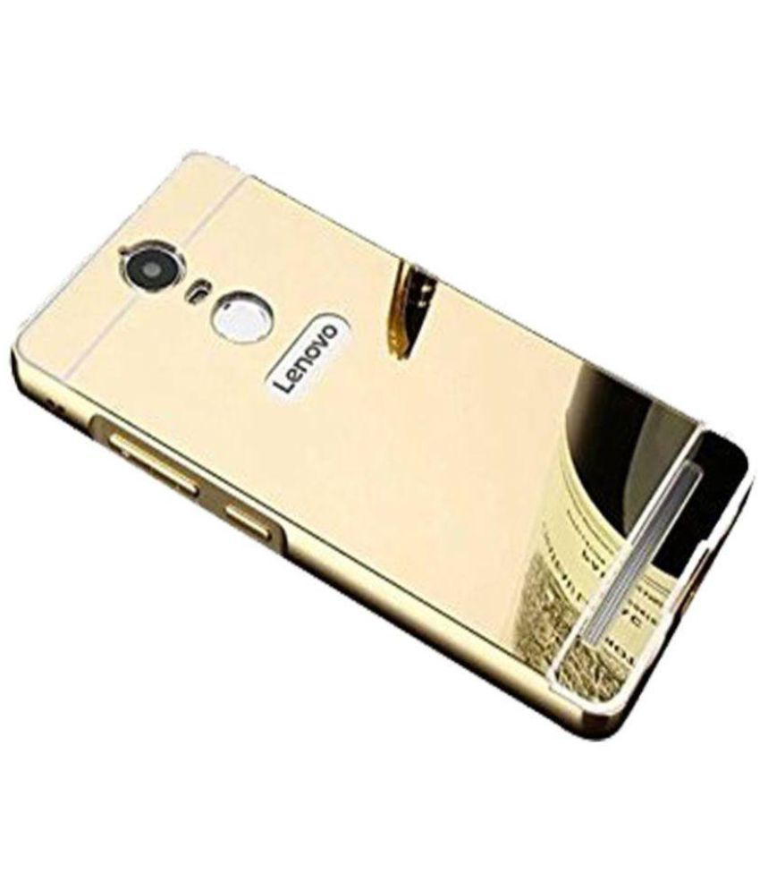 classic fit 340bd da977 Lenovo Vibe K5 Note Cover by Doyen Creations - Golden