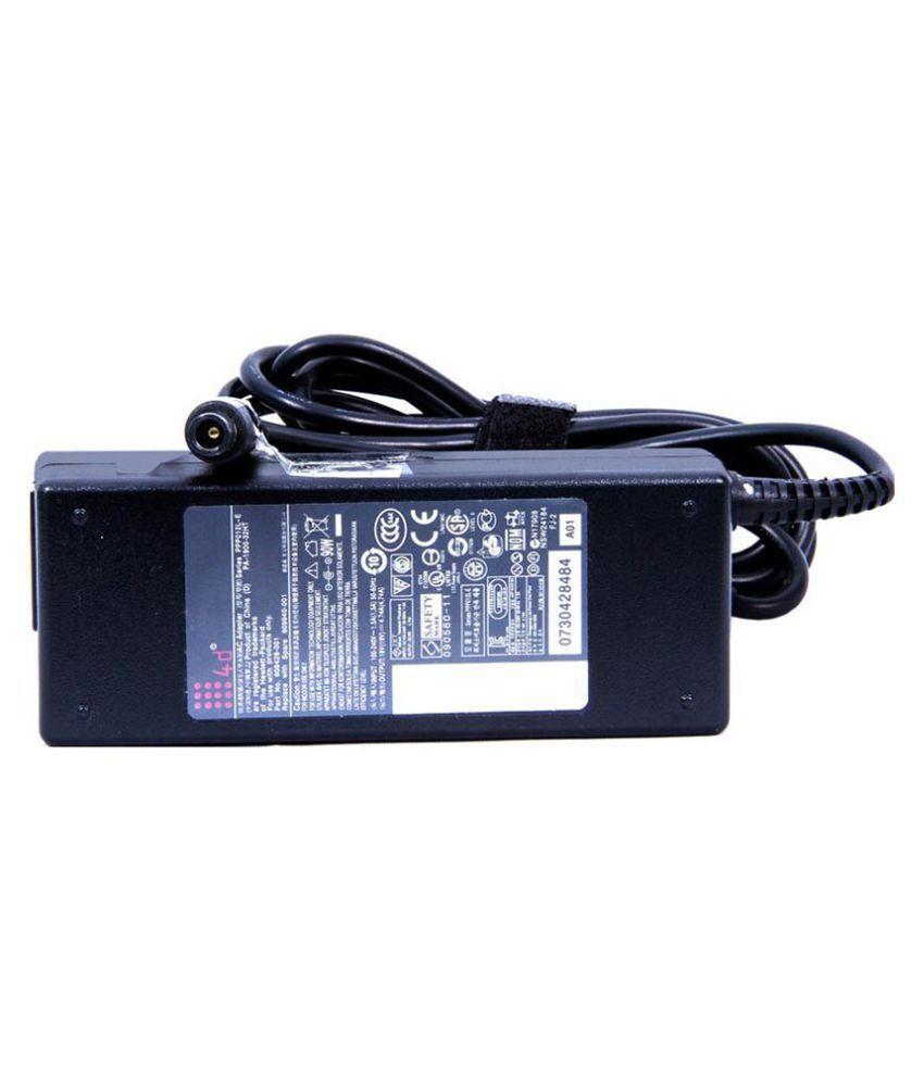 4d Laptop adapter compatible For Compaq CQ42-290TX