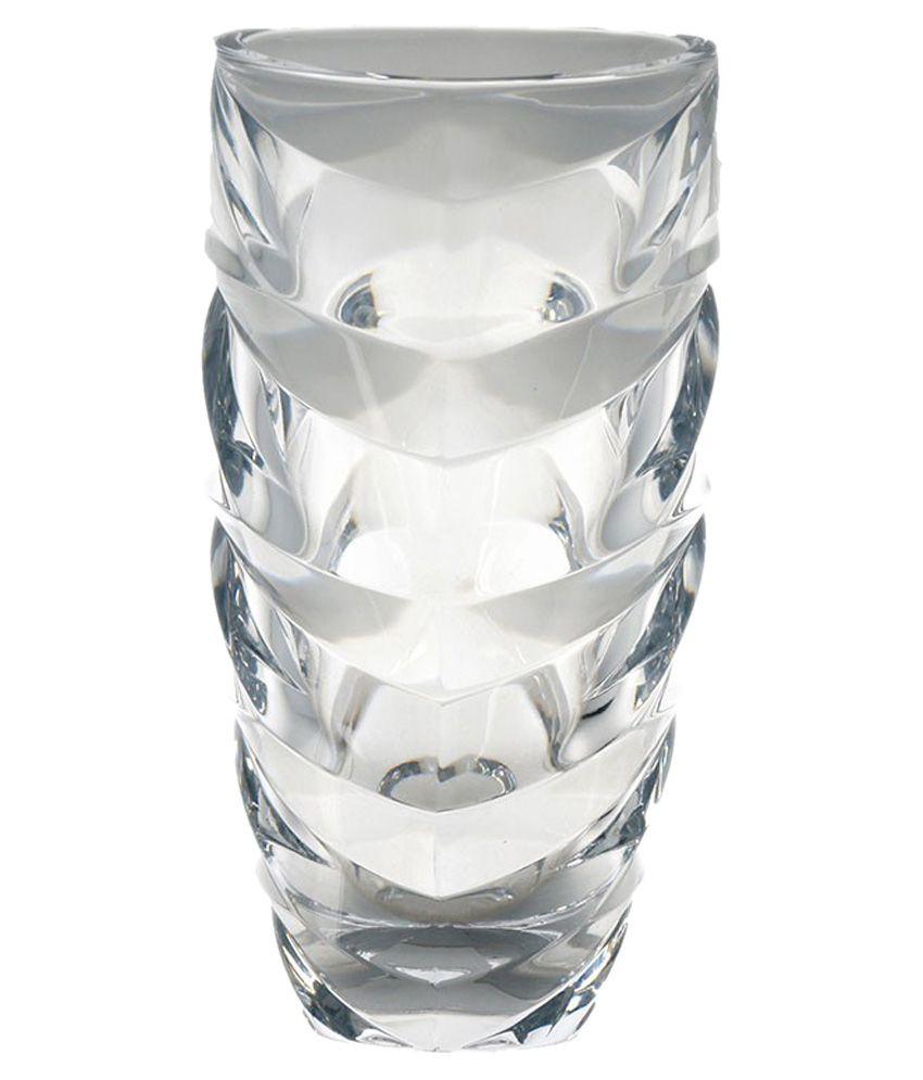 Bohemia Crystal Glass Table Vase 29 Cms Buy Bohemia Crystal Glass