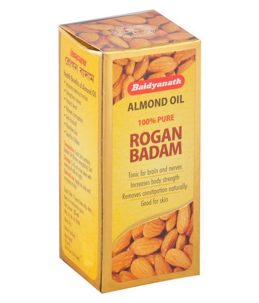 Baidyanath Almond (Rogan Badam) Oil Oil 100 ml