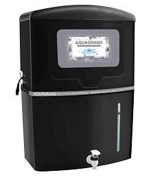 Aquagrand Plus 14 Stage RO+UV+UF & TDS Manager 12 Ltr ROUVUF Water Purifier