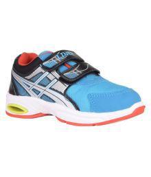 Windy Light Blue Shoe