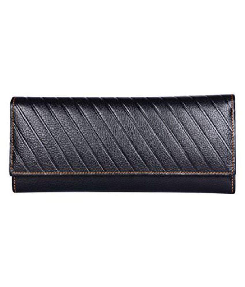 Yark Black Wallet