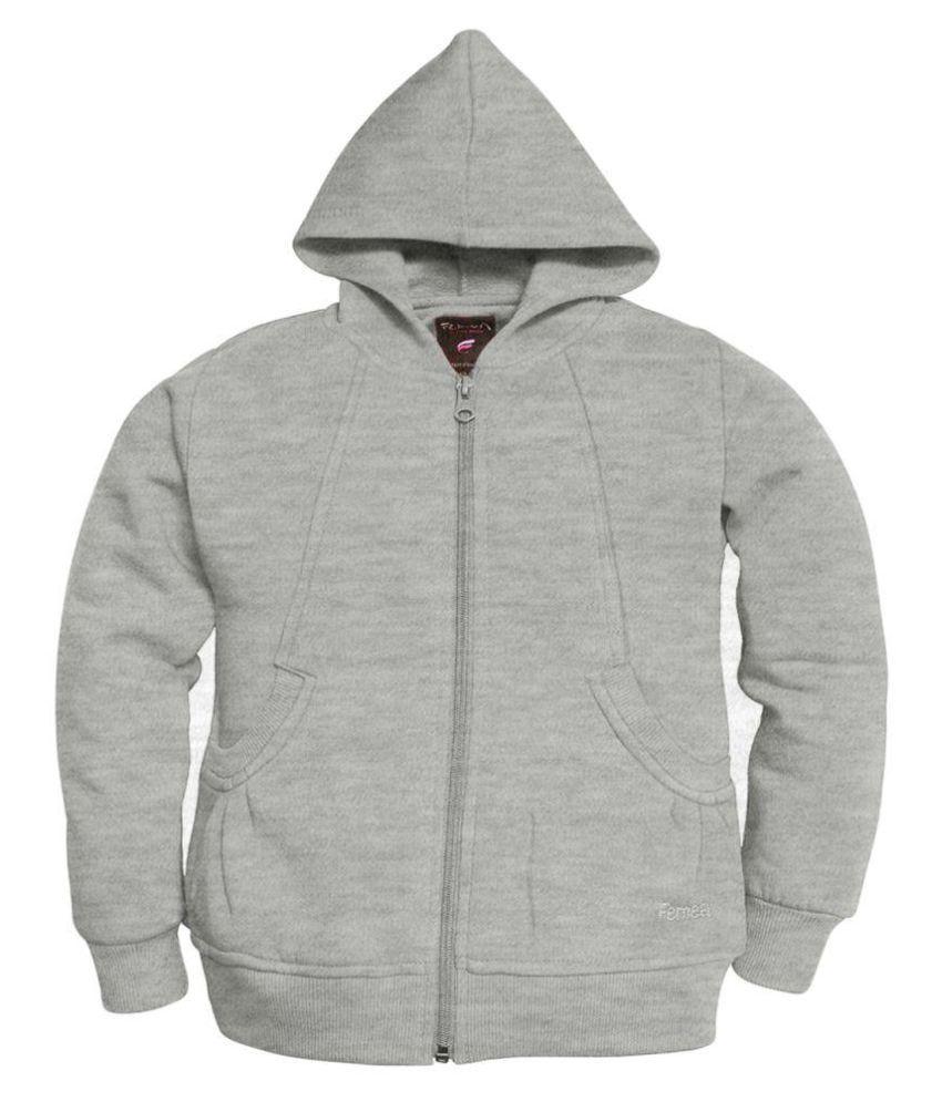 Femea Grey Sweatshirt