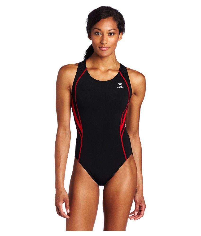 TYR Sport Women s Alliance Durafast Splice Maxback Swimsuit/ Swimming Costume