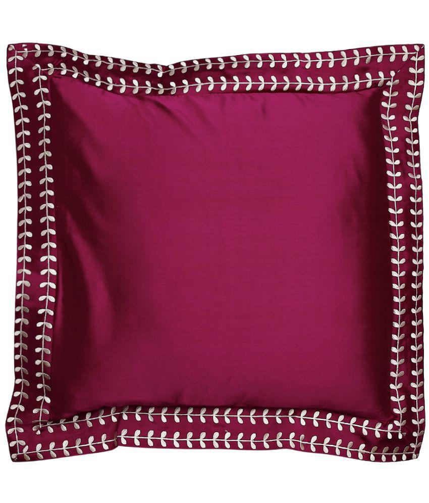 Lush Homme Single Silk Cushion Covers