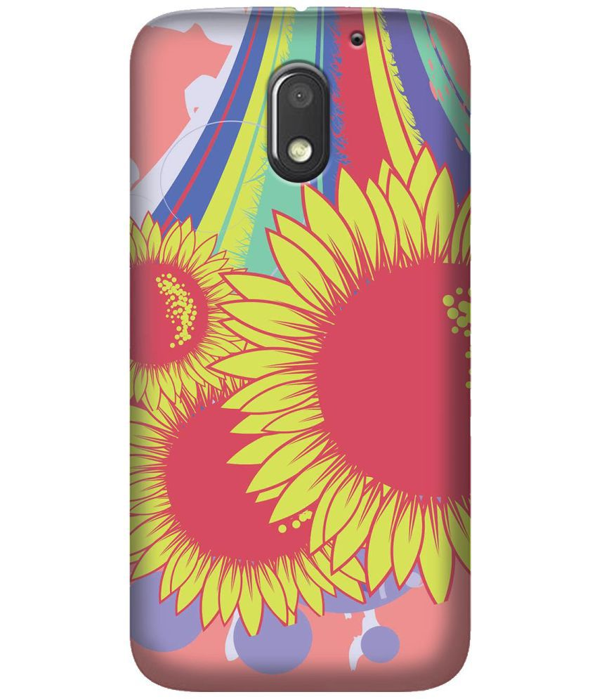 Moto E3 Power Printed Cover By SWAGMYCASE