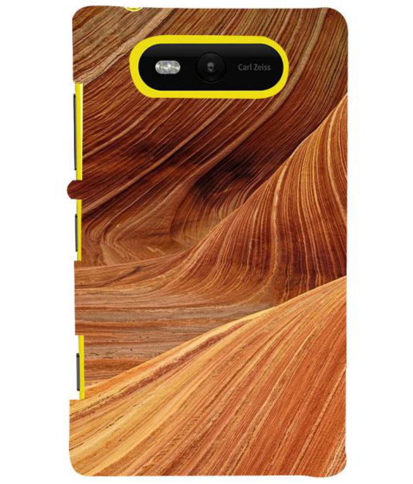 Nokia Lumia 820 3D Back Covers By Fuson