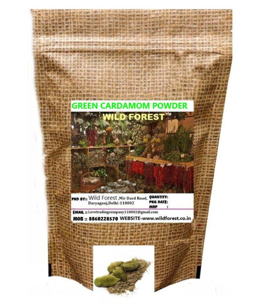 Wild Forest Greencardamom Powder 100 gm