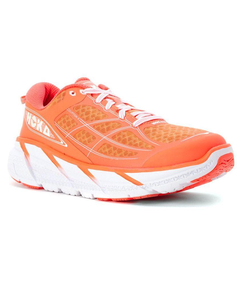 Hoka One One Hoka One One Running Shoes Orange