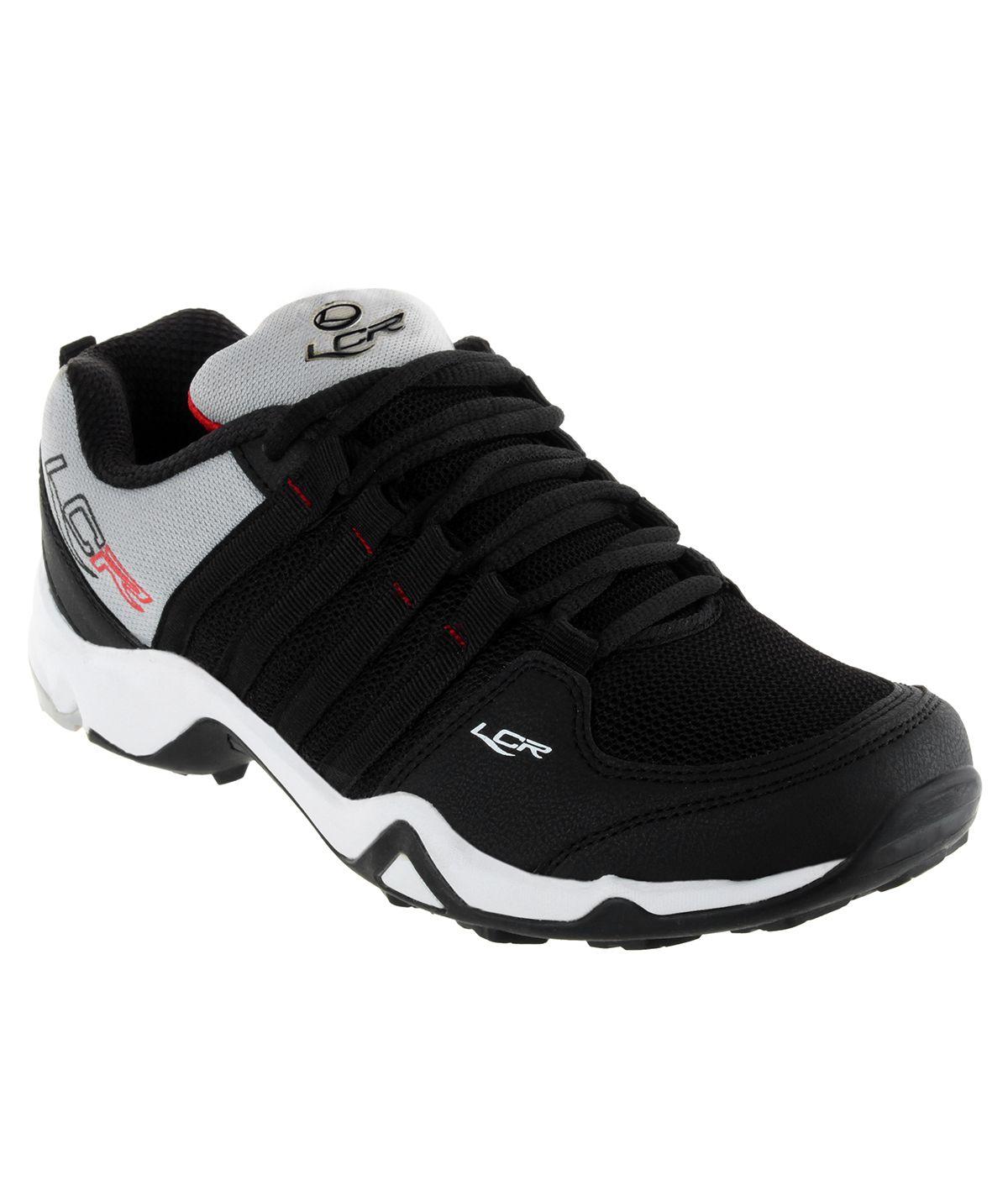 1f96e967653 Lancer cuba-14 Black Running Shoes - Buy Lancer cuba-14 Black ...