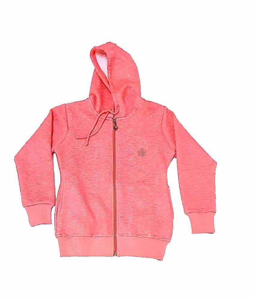 Cuddlezz Peach Puff Sweatshirt