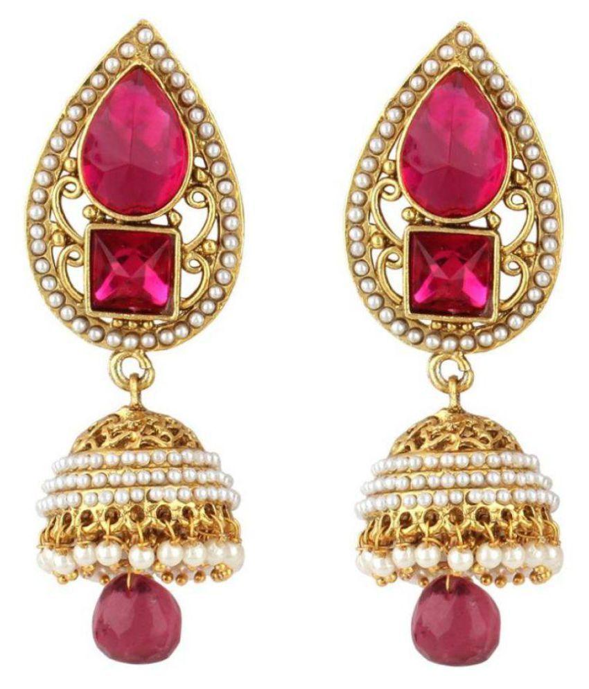 Penny Jewels Multicolor Earrings