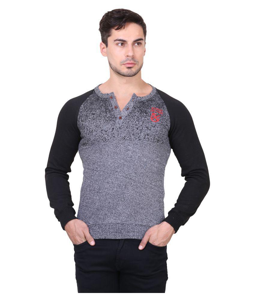 Bravezi Multi Henley T-Shirt