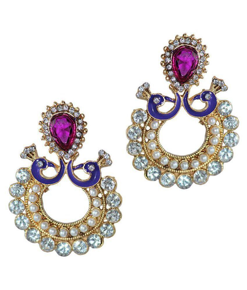 Angel In You Exclusive Multicolour Earrings